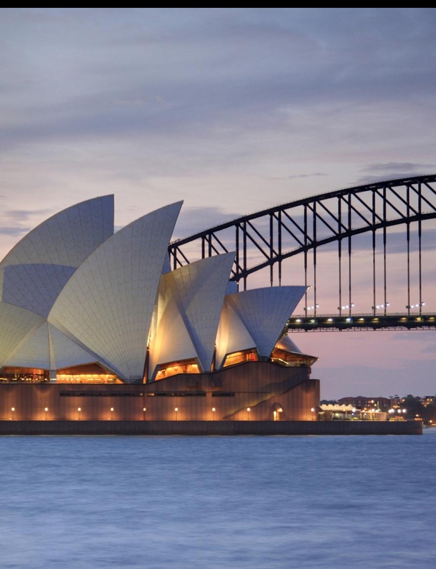 Scientific American Travel Australia Educational Cruise