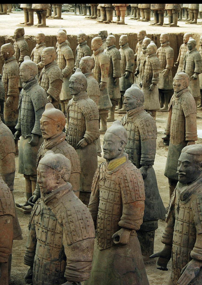 Scientific American Travel 36 Comprehensive China